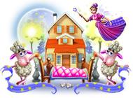 Волшебные овечки