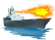 Морской бой: Подводная война