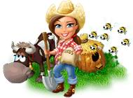 Переполох на ранчо