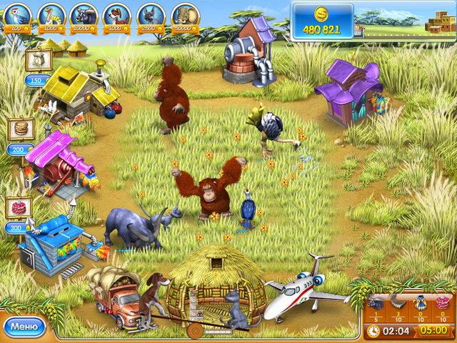 Игры ферма ок
